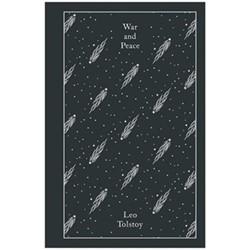 Leo Tolstoy War and Peace (clothbound classics) (hardback)