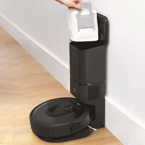 Roomba Robotic vacuum cleaner - i7150 Voucher, Black