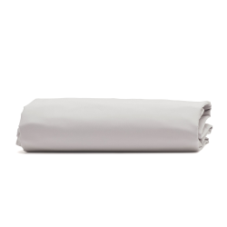 Classic Bedding King size deep fitted sheet, 150 x 200cm, Dove