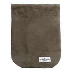 All purpose bag, 30 x 24 x 8cm, clay