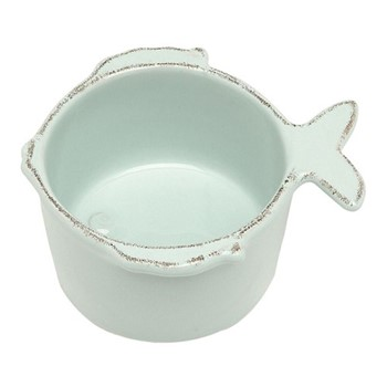 Marina Set of 6 condiment bowls, D8cm, aqua