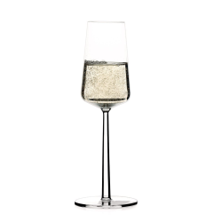 Essence Pair of Champagne flutes, 21cl