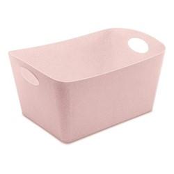 Boxxx Large storage basket, 15 litre, organic pink