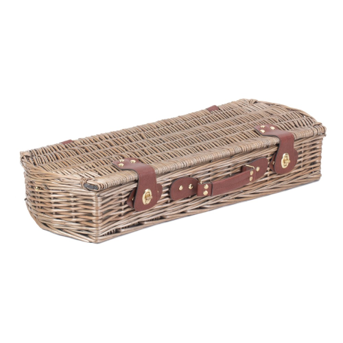 Barbeque Basket set including tools, H11 x W26 x L61cm, Willow