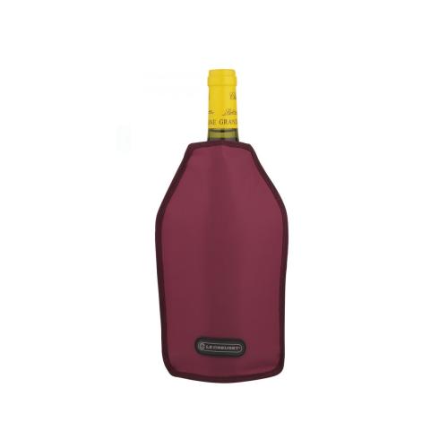 Wine cooler sleeve, Burgundy
