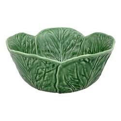 Cabbage Salad bowl, 29.5 x 13cm, green