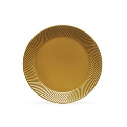 Coffee & More Breakfast side plate, Dia20cm, yellow