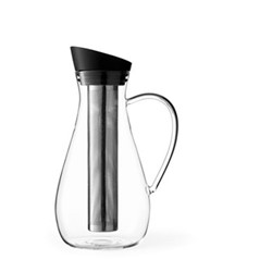 Infusion Iced tea carafe, 1.4 litre, black