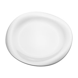 Cobra Dinner plate, 27cm, white
