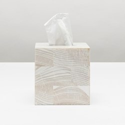 Palermo Tissue box, H15cm, natural
