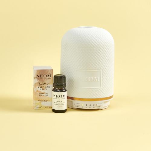 Scent to Make You Happy Essential oil, 10ml, White