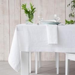 Porto Tablecloth, 175 x 300cm, white