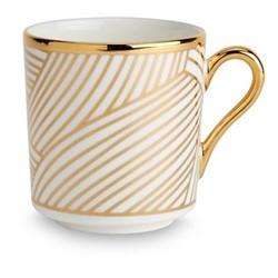 Lustre Espresso cup, D6 x H6.7cm, gold dhow