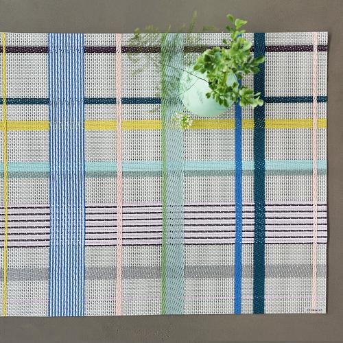 Tango Set of 4 rectangular placemats, W36 x L48cm, Garden