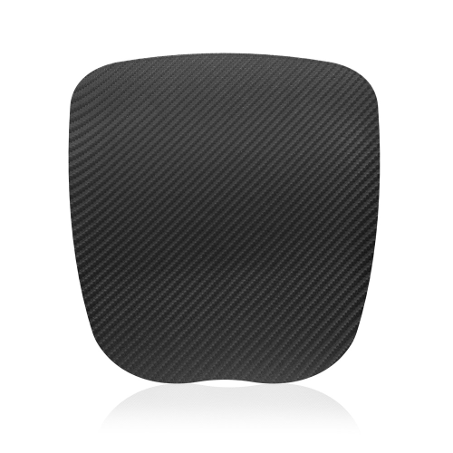 J-carbon PU back panel for J-carbon stroller, Graphite black, Black