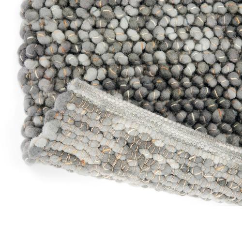 Cobble Rug, L240 x W170cm, Grey