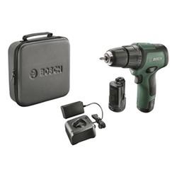 EasyImpact 12 Cordless hammer drill 12v, 9.7 x 23 x 23cm, green