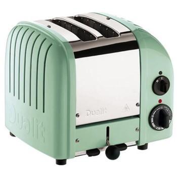 Vario Toaster, 2 slot, mint green