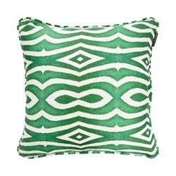 Riverside Square cushion, L50 x W50cm, multi