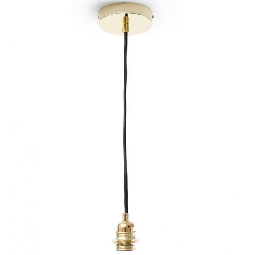 Barbados Pendant Lamp, H25 x Dia35/25cm