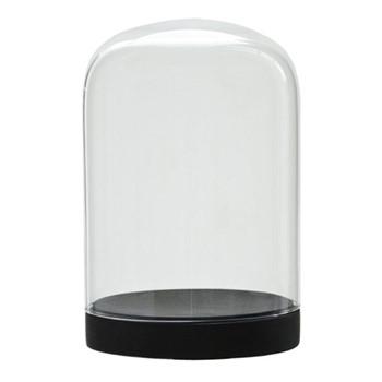 Pleasure Dome Medium display case, H23 x W15cm, black