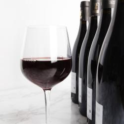 Case of Red Burgundy Gift Voucher, 6 bottles
