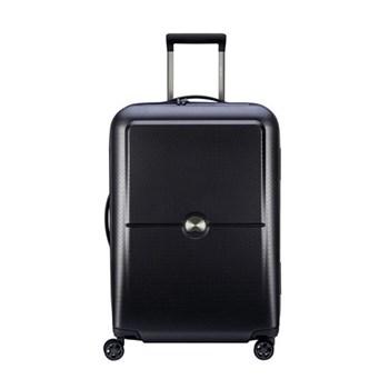 Turenne 4-Double wheel trolley case, 65cm, black