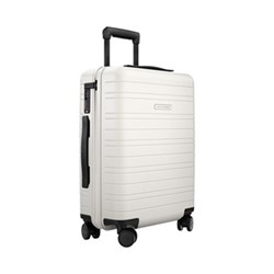 H5 Cabin trolley suitcase, W40 x H55 x D20cm, cosmic white