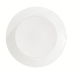 1815 White Plate, 28cm