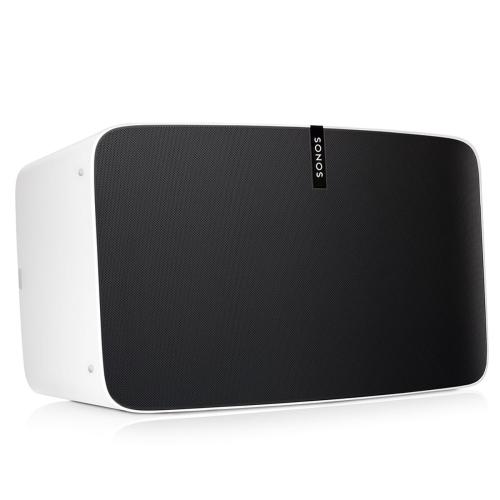Play:5 Wireless speaker, H20.3 x W36.4 x D15.4cm, White