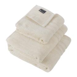 Egyptian Cotton Hand towel, 50 x 90cm, Ivory