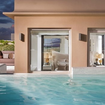 Gift Voucher towards one night at The Capri Palace for two, Capri