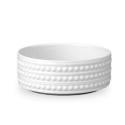 Perlee Deep bowl, 13cm, White
