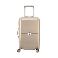 Turenne 4-Double wheel cabin trolley case, 55cm, Beige