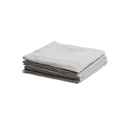 Napkin, 47 x 47cm, Dove Grey