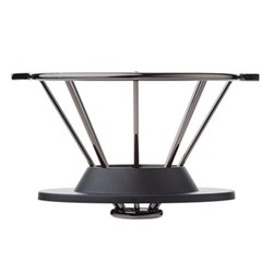 Corral Pour over coffee maker, black