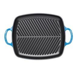 Signature Cast Iron Shallow rectangular grill, 30cm, Marseille