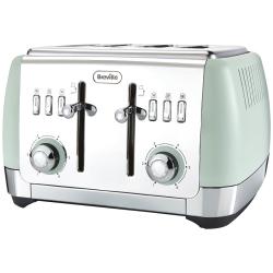 Strata - VTT768 Toaster, 4 Slice, Green