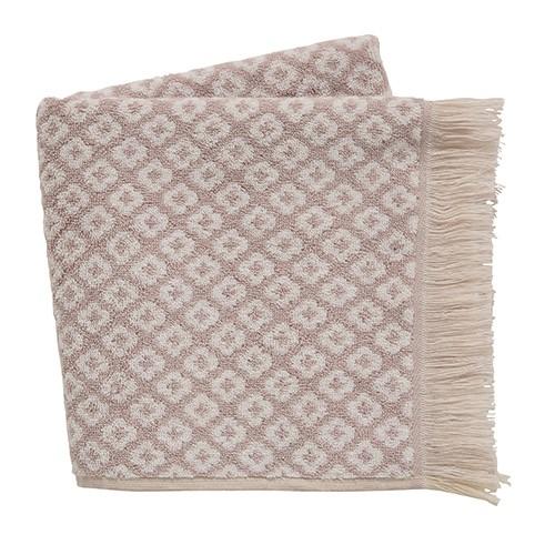 Pippa Hand Towel, L90 x W50cm, Heather