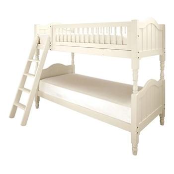 Jill Bunk Bed Bunk bed, H166 x L203 x W100cm, antique white