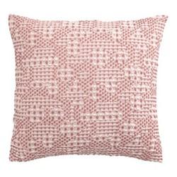 Talin Cushion cover, 45 x 45cm, blush