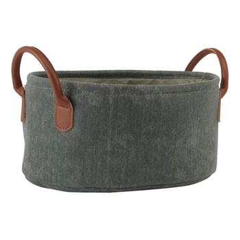 York Storage basket, 36 x 26 x 17cm, forest