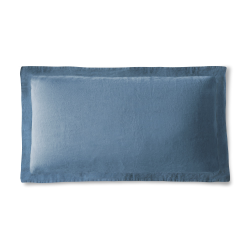 King size Oxford pillowcase, 50 x 90cm, Parisian Blue