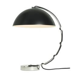 London Table light, H45 xW37cm, black