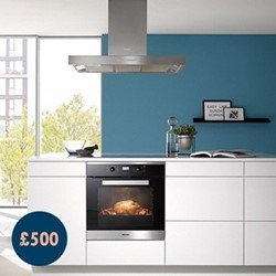 Cooker Hoods Home Appliance Gift Voucher