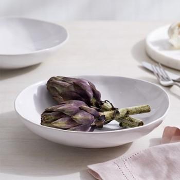 Portobello Pasta bowl, H5.7 x W22.7 x L23.3cm
