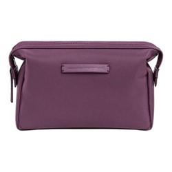 K?enji Wash bag, W23 x H17 x D8cm, marsala