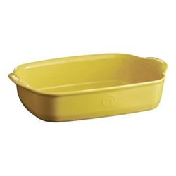 Provence Set of 3 small oven dishes, L29 x W19cm - 155cl, yellow