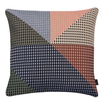 Domingo Large square cushion, 56 x 56cm, multi-coloured