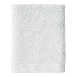 Astree Bath towel, 70 x 140cm, silver